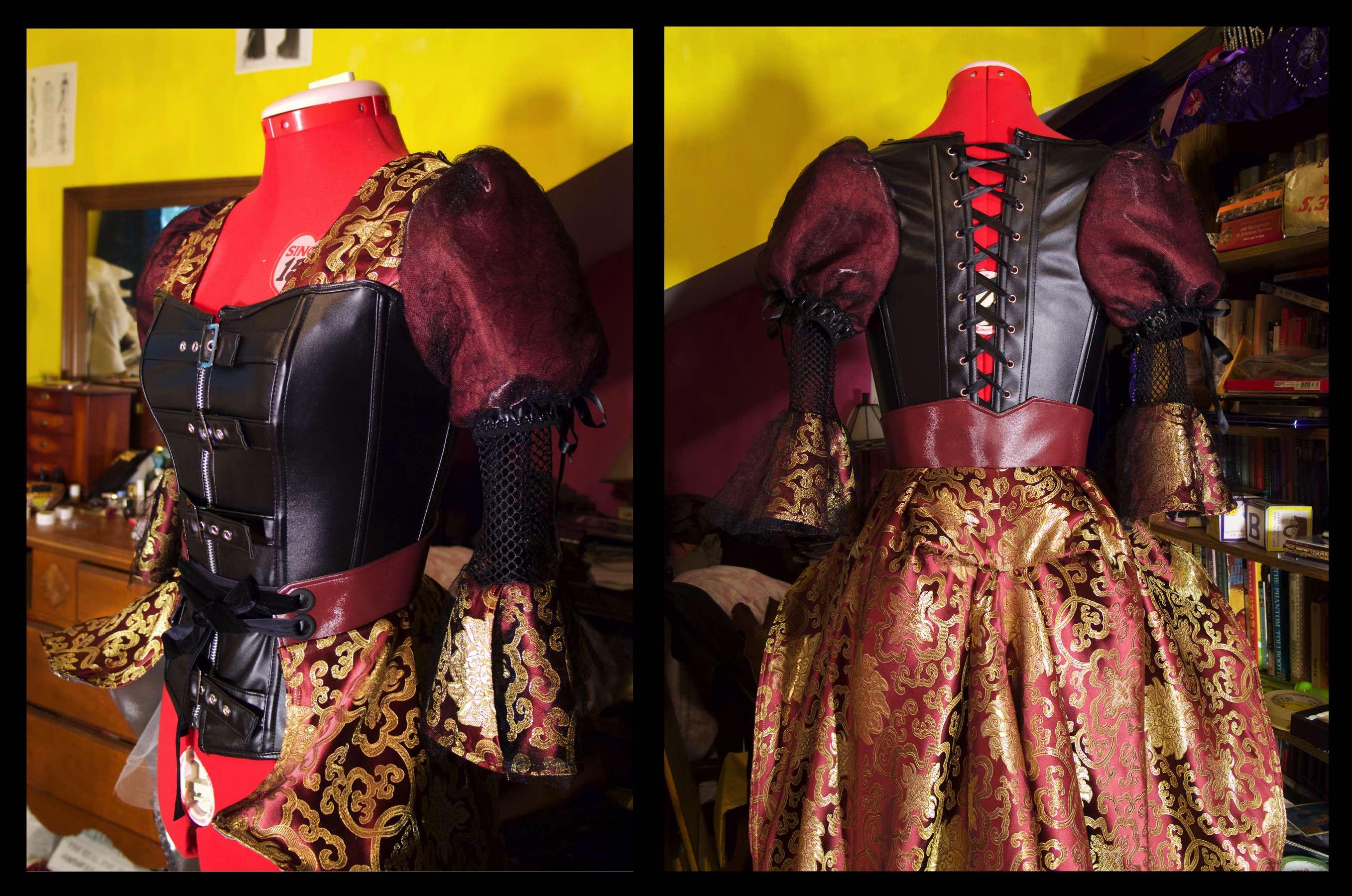 Bodice Dress 2