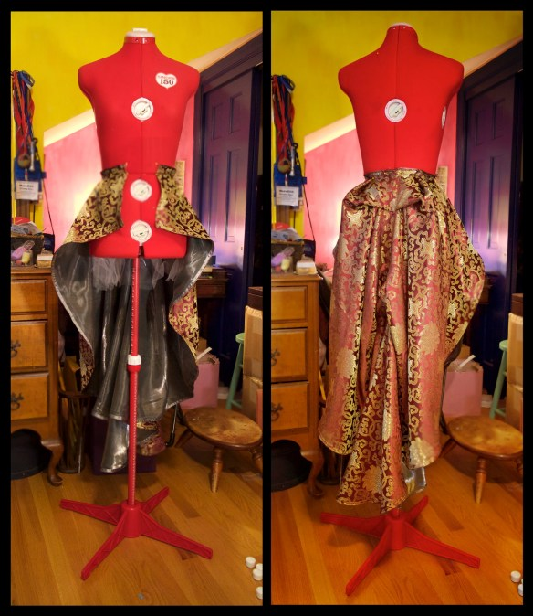 Clockwerk Dress Form 2