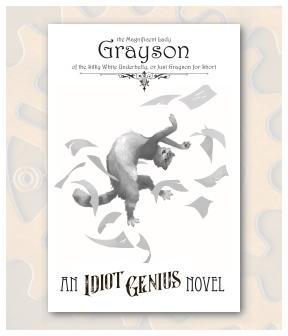 Grayson Front Postcard Display